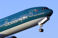 From $863.18 International roundtrip fares @ Cathay Pacific