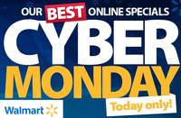 Cyber Monday Deals @ Walmart  + Free Shipping over $35