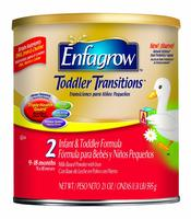 $51.12 Enfagrow 2 Toddler Transitions Powder Cans(4 packs)