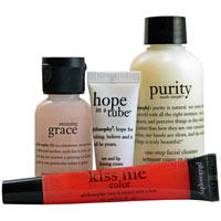 FREE Philosophy Favorites Set ($45.50 Value)  with any Philosophy purchase of $60 or more