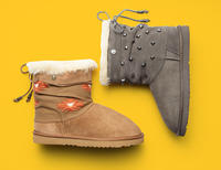 Koolaburra boots,  Clarins skincare, Kipling bags on sale @ Myhabit