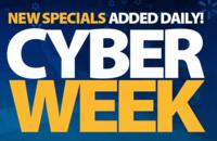Cyber Week Deals @ Walmart  + Free Shipping over $35