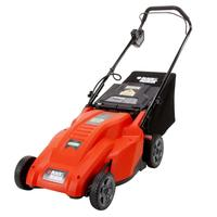 $189 Black & Decker 18 in. 36-Volt Cordless Electric Lawn Mover