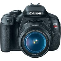 $437 Canon EOS Rebel T3i DSLR Camera w/EF-S 18-55mm IS II Lens