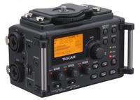 $149  TASCAM DR DR-60D Linear PCM Recorder for DSLR Filmmaking and Field Recording
