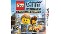 $14.99 乐高游戏LEGO City Undercover: The Chase Begins - Nintendo 3DS版