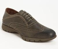 $49.96包邮 Hush Puppies FIVE Brogue 男式休闲皮鞋