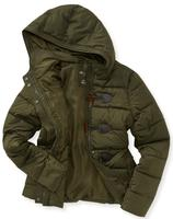 $38.85 Aeropostale Women's Toggle Puffer Jacket
