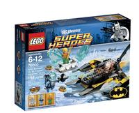 $14.99 乐高玩具LEGO Super Heroes Arctic Batman vs Mr Freeze 76000