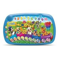 $7.19 LeapFrog Touch Magic Counting Train数字学习小火车