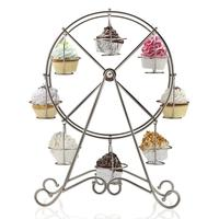 $13.95 Francois et Mimi Ferris Wheel Cupcake Holder