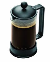 $15.3 Bodum Brazil Shatterproof SAN 3 Cup Coffee Press, 12-Ounce