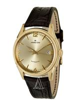 $438.00 HAMILTON Men's Timeless Classic Thin-O-Matic Auto Watch H38435721