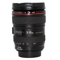 $678.99 Canon EF 24-105mm f/4L IS USM Autofocus Lens