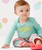 Up to 50% Off + extra 20% off $40 Baby Sale @ Carter's