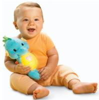 $12.99 Fisher-Price Ocean Wonders Soothe and Glow Seahorse (blue)