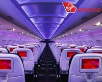$5 up to 25% off a Virgin America flight @ Amazon Local