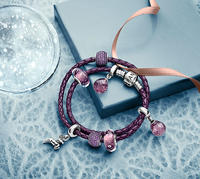 Free Bracelet  with $100 Purchase @ Pandora