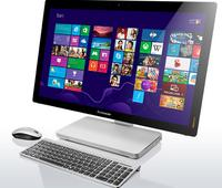 """$1479.00 Lenovo IdeaCentre A730 Intel Haswell Core i7 2.4GHz 27"""" Multi-Touch All-in-One Desktop PC 57323642"""