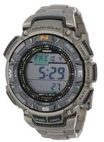 $126.54 Casio Men's Pathfinder Tough Solar Watch
