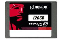 $44.99 Kingston SSDNow V300 Series 120GB Internal Solid State Drive Bundled with Total Defense Premium Internet Security