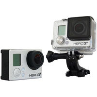 $199.99 GoPro HERO3+ Plus Silver Edition Camera - CHDHN-302