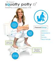 $24.95 Squatty Potty Ecco 7 inch