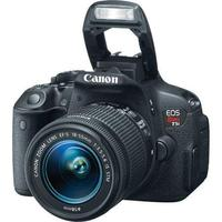 $549.99 Canon EOS Rebel T5i DSLR Camera w/EF-S 18-55mm f/3.5-5.6 IS STM Lens