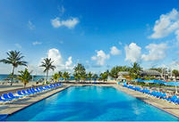$659 All-Inclusive Viva Wyndham Fortuna Beach Vacation with Airfare - Bahamas @ Groupon