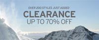 Up to 60% off  select men's and women's clearance apparel, accessories, and more @ Eddie Bauer