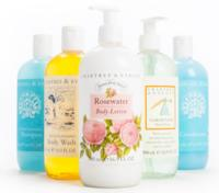 1 for $28,2 for $42, 3 for $48 for all 500ml family size products @ Crabtree & Evelyn