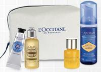 FREE 5-Pc. Gift Set ($50 value) with Orders over $75 @ L'Occitane