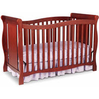 $159.00 Delta Children's Products Brookside 4-in-1 Fixed-Side Crib