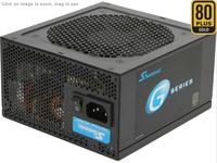 $74.99 SeaSonic G-750 SSR-750RM 750W  80 PLUS GOLD Certified Modular Active PFC Power Supply