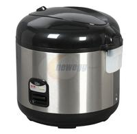 $19.99 MAXI-MATIC DRC-1000B Stainless Steel Elite Platinum 10-Cup Stainless Steel Rice Cooker