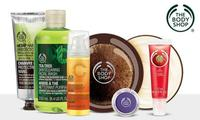$12 $30 The Body Shop Credit