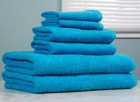 $19.99 Luxurious 100% Egyptian Cotton Spa Collection 6-Piece Towel Set
