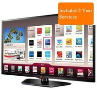 "$999.99 LG 60LN5600 - 60"" Class (59.5"" Actual Diagonal Size) 1080p LED Smart HDTV with Built-In WiFi"