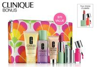 Free 7-Pc Gift Set  with $27 Clinique Purchase @ Boscovs