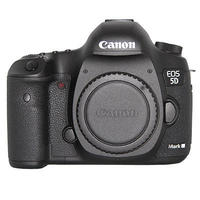 $2569.99 Canon EOS 5D Mark III DSLR Camera (Body Only)
