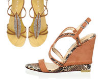 Up to 55% Off Schutz, Pour la Victoire & More Designer Spring Wedges, Sandals & More on Sale @ MYHABIT
