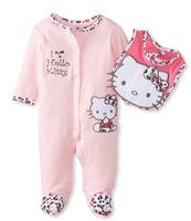 All for $15 + Free Shipping Hello Kitty Cloths for Baby @ MYHABIT