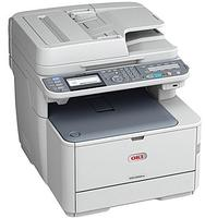 $174.99 OKI MC362w All-in-One Multifunction Color Laser Printer