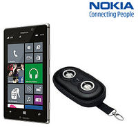 $239.99 Nokia Lumia 925 T-Mobile 4G LTE No Contract Smart Phone with iLuv Portable Speaker Case