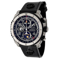 $1999 ARMAND NICOLET Men's S05 Chronograph & Complete Calendar Watch T618A-GR-G9610
