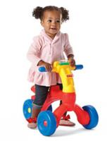 $18.89 Fisher-Price® Bright Beginnings Ready Steady Ride-On