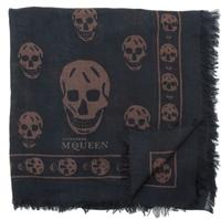 60% OFF Alexander Mcqueen Scarves @ Barneys New York