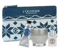FREE 3-Pc. Gift Set ($50 value) with Orders over $75 @ L'Occitane