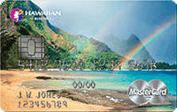 Earn 35,000 bonus miles The Hawaiian Airlines® World Elite MasterCard®