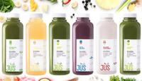 From $106.25 One or Two Three-Day Juice Cleanses with Shipping Included at Jus by Julie @ Groupon
